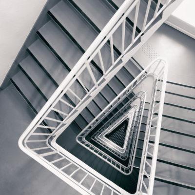 "Escalier ""Delta"""