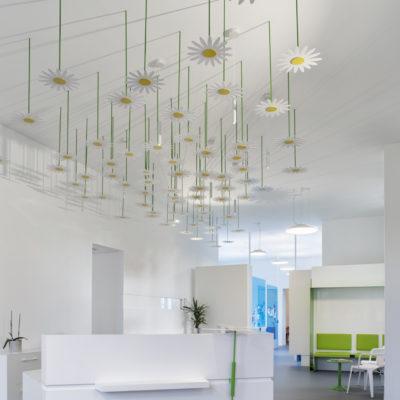 Cabinet d'orthodontie. Architecte Sophie Saunier. Autun