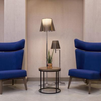Hotel Radisson Blu, Lyon. Architecte D+B Interior design.