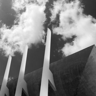 Centre nautique Tony Bertrand, Lyon. Architecte Alexandre Andouze Tabourin