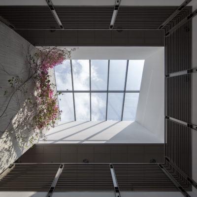 Résidence le bois joli, Jacob Bellecombette. Architectes : ASKIA / Sylvain Defelix.